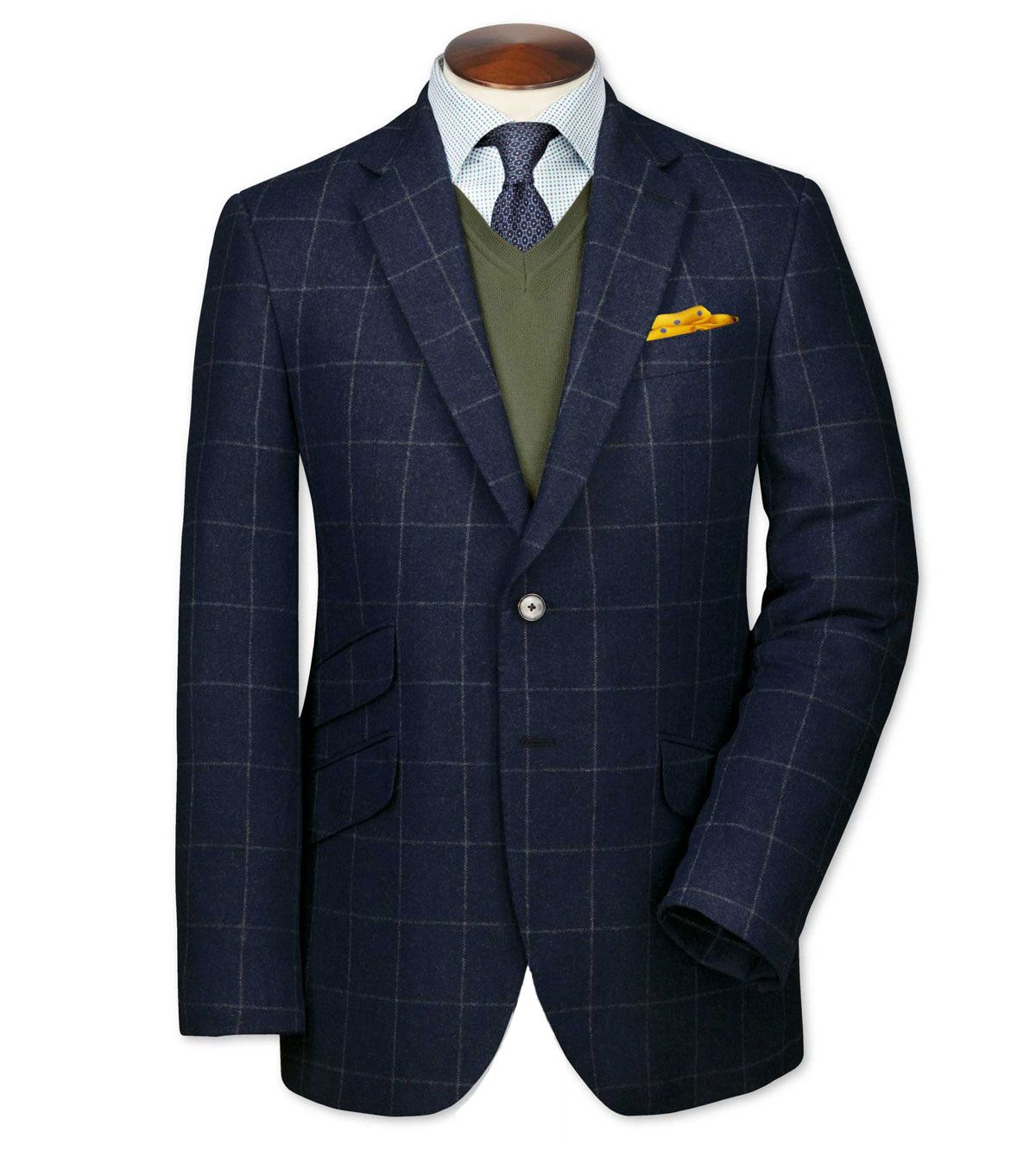 Men's Suits & Shirts