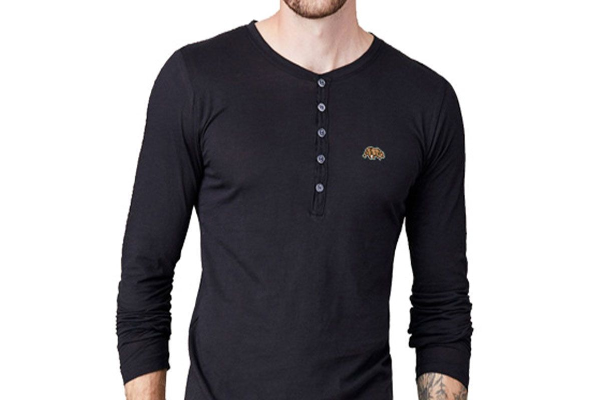 Henley Shirts Manufacturing